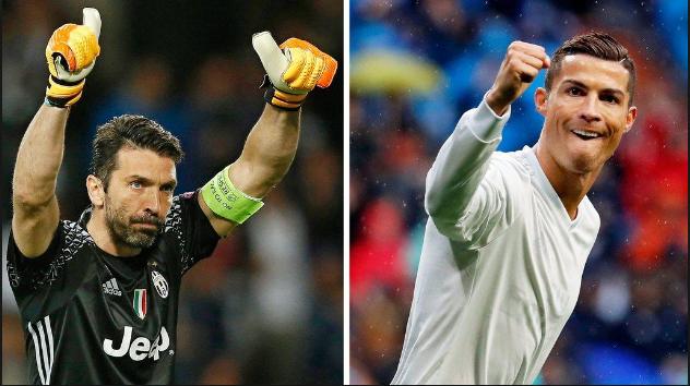 """""""Waxaan rajeynayaa in Ronaldo uu guulo waaweyn la gaari doono Juventus sida uu soo sameeyay sanooyinkii lasoo dhaafay"""":.. Buffon"""
