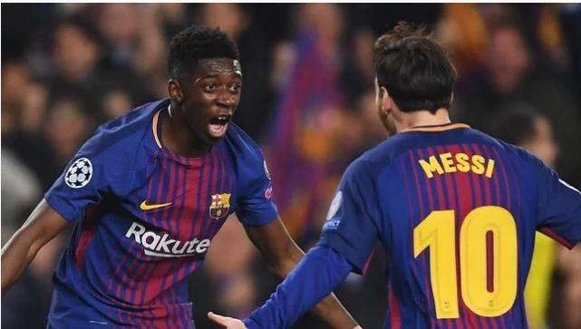 Kooxda Barcelona oo xaqiijisay in Ousmane Dembélé uusan iib ahayn