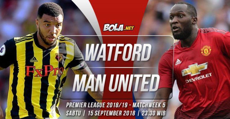 Hordhac watford v manchester united gool fm stopboris Choice Image