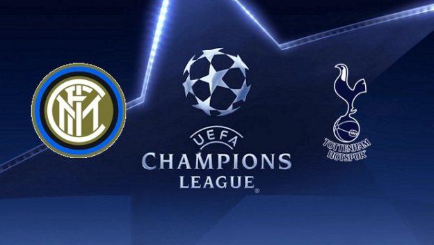 Shaxda rasmiga ah ee Inter Milan vs Tottenham (Icardi oo ku soo bilowday)