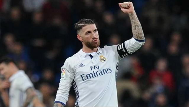 """""""Waxaan dooneynaa inaan taariikh ka sii sameyno tartanka Champions League""""… Ramos"""