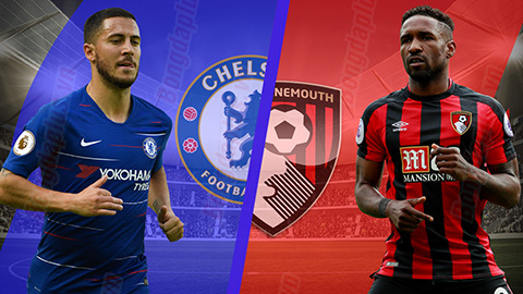 Image result for chelsea vs bournemouth