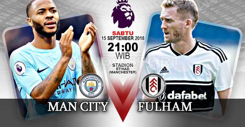 Man U Vs Fulham: Safka Rasmiga Ah Ee Manchester City Vs Fulham (Mahrez Iyo