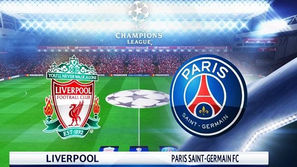 Safafka rasmiga ah ee Liverpool vs PSG (Daniel Sturridge oo lagu badalay Firmino)