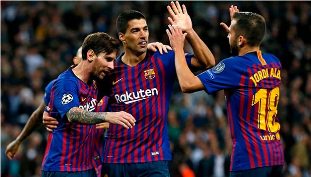 Juventus oo xiiseeneysa in xidig muhiim ah ay kala saxiixato kooxda Barcelona