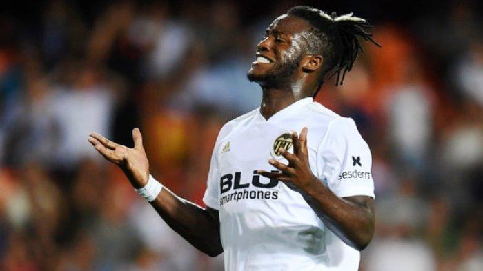 Batshuayi sólo suma un gol en LaLiga.