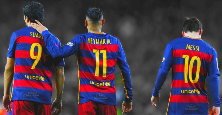 Weerarkii MSN oo dib u soo noolaanaya Xagaaga Cusub….(Aqriso WAR CULUS oo laga helay Neymar)