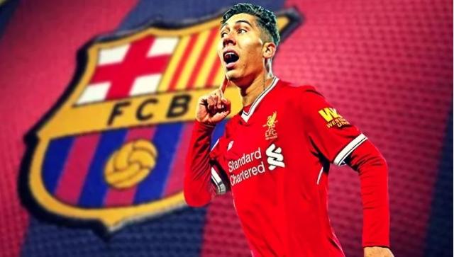 Roberto Firmino oo u sharaxan inuu noqdo badalka Luis Suarez ee kooxda Barcelona