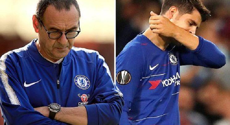 Chelsea oo ugu dambeyn QUUS ka soo istaagtay Morata iyadoona diyaar u ah inay Qaado TALAABADAN….!!