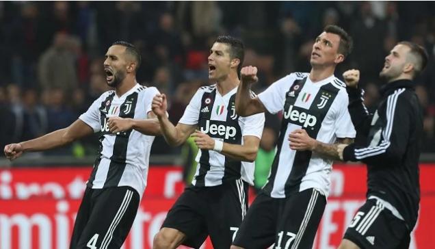 Juventus oo iska diiday dalab kaga yimid kooxda AC Milan