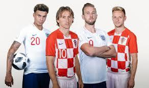 EEG: Safafka Rasmiga ah ee England vs Croatia