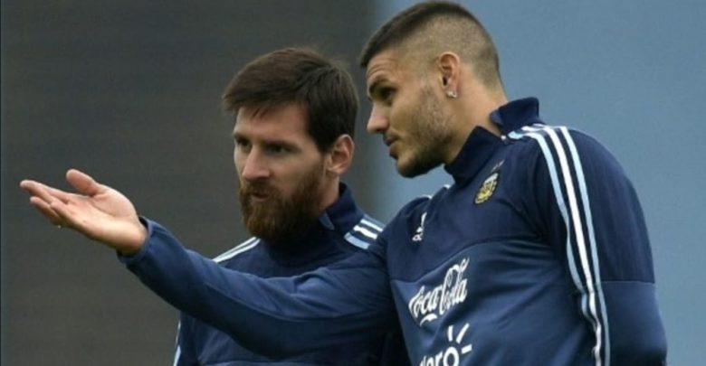 Muxuu ka yiri Mauro Icardi rajada uu ka qabo in Messi uu markale dib ugu soo laabto xulka Argantina?