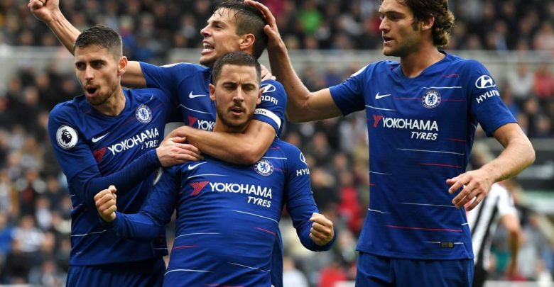Imise ayay Mushaar ahaan u qaataan, Hazard, Jorginho, David Luiz, Willian iyo…..(EEG Liiska Xiddigaha ugu Mushaarka badan Chelsea)