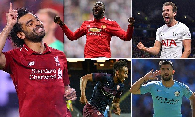 Weeraryahanada ugu Halista badan Premier League oo la soo saaray…..(Salah, Kane, Aguero, Aubameyang, Lukaku iyo xarfaan kale oo waa wayn oo Liiska laga waayay)