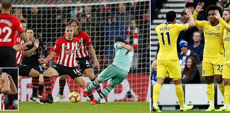 Southampton oo Soo Afjartay Guuldarro la'aantii Arsenal iyo Chelsea oo Dirqi kaga baxsatay Brighton.