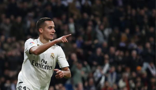 Lucas Vázquez oo fariin ku aadan koobka FIFA Club World Cup u diray kooxdiisa Real Madrid