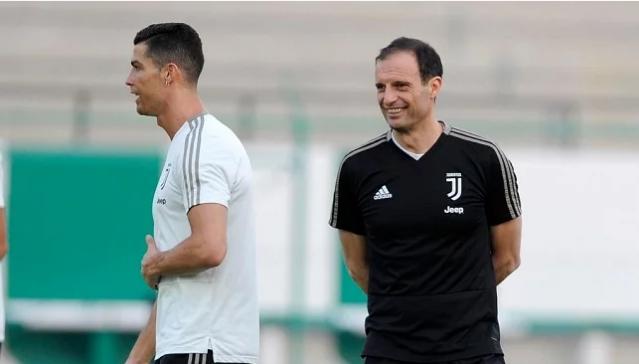 Supercoppa Italia: Allegri oo kaga digay ciyaartoydiisa mid ka mid ah xidigaha Milan, isagoo dhinaca kale fariin u diray Cristiano
