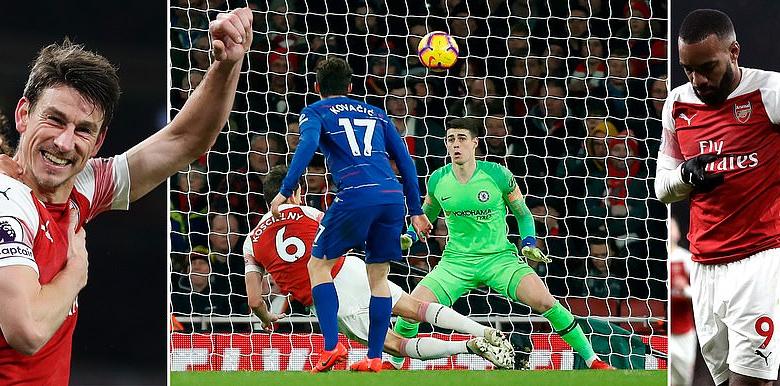Arsenal oo dib ugu soo laabatay kaalinta 5-aad, kadib markii ay guul muhiim ah ka gaartay kooxda Chelsea kulankii adkaa ee London Derby..+SAWIRRO