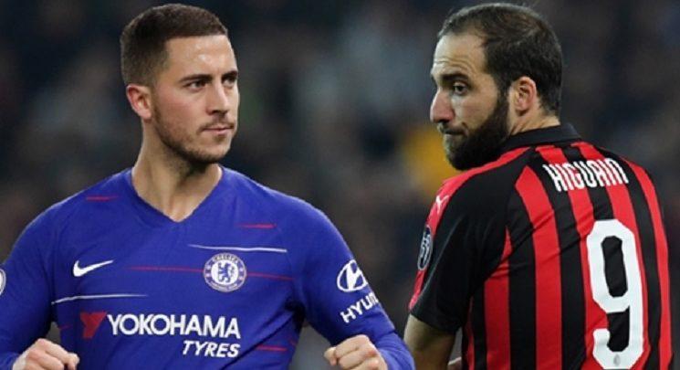 Tababaraha AC Milan Gattuso oo si dadban u Xaqiijiyay in Higuain uu ku biirayo Chelsea