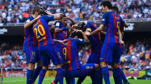Saddex ka mid ah xidigaha Barcelona oo halis ugu jira inay seegaan kulanka todobaadka soo socda ee Sevilla