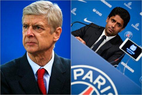 PSG oo beenisay in ay Agaasimaha Isboortiga u magacaabi doonto macallinkii hore ee Arsenal Wenger