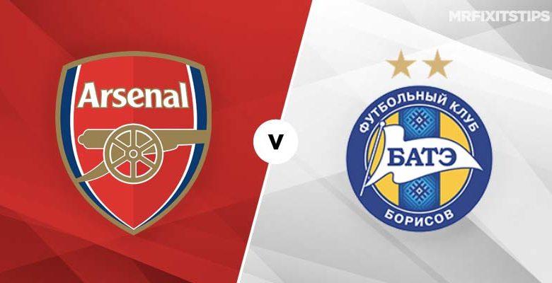 Shaxda rasmiga ah kulanka Europa League ee Arsenal Vs