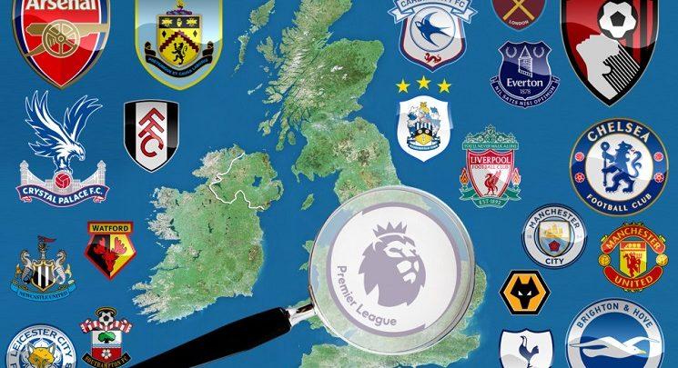 4-koox oo ka dhisan Premier League oo Khatar ugu jira in Ganaax laga saaro Suuqa sida Chelsea oo kale
