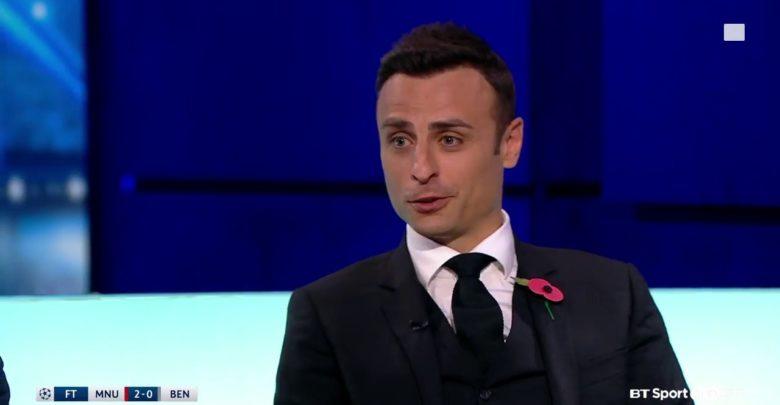 Dimitar Berbatov oo kooxdiisii hore ee Man United u tilmamay xidig ay qasab tahay in ay la saxiixdaan