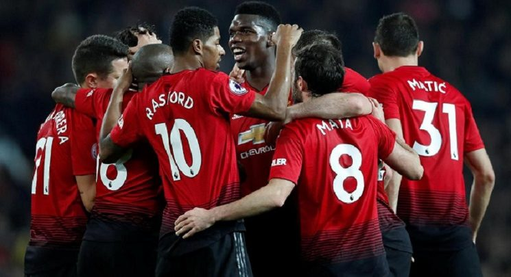 Image result for manchester united 2019