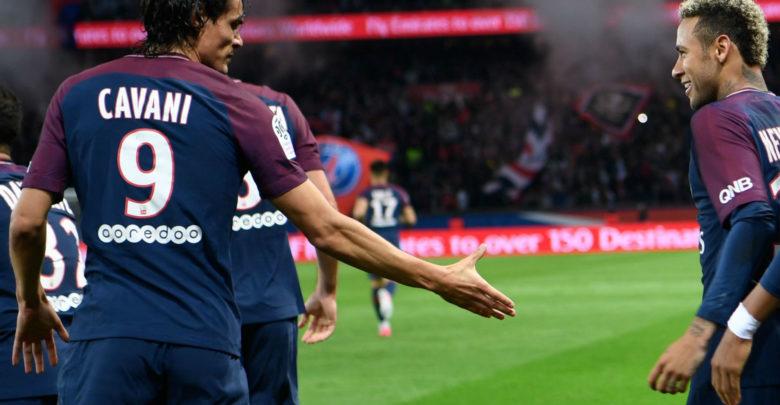 Weeraryahanka Paris Saint-Germain ee Edinson Cavani oo heshiis la gaaray koox cusub