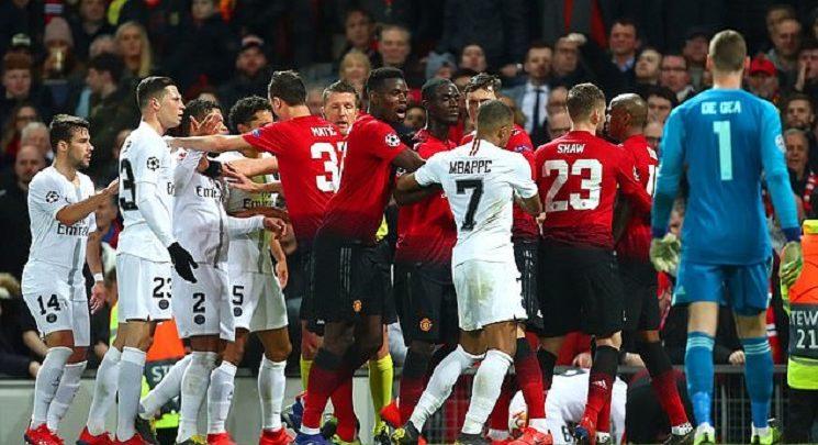 Manchester United Oo Ciqaab Kala Kulmi Karta Uefa Ah Kaddib Falkii