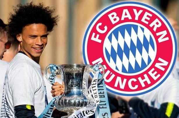 Kooxda Bayern Munich oo dib u soo cusbooneysiisay doonista Weeraryahanka Manchester City ee Leroy Sane
