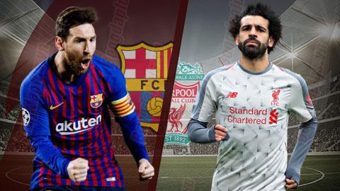 Barcelona 3-0 Liverpool UCL Semi Final 2019 5 1 Match Highlight
