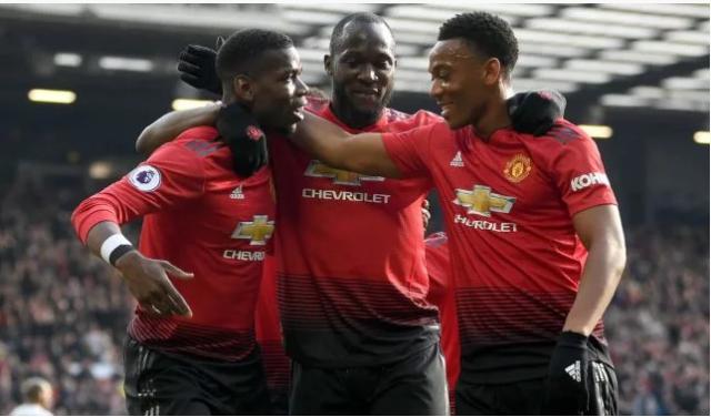 Lukaku oo si dadban u weeraray saaxiibkiisii hore ee kooxda Manchester United