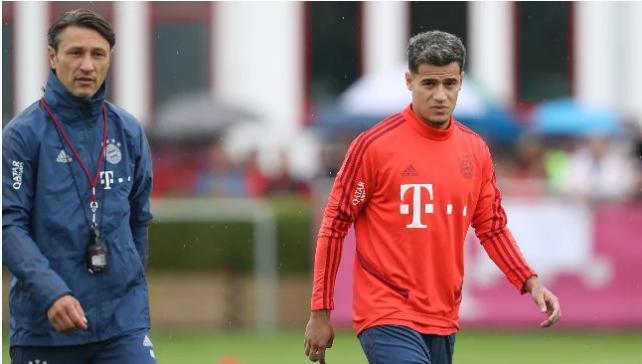 BAL EEG: Macquul ma tahay in Shaxda Bayern Munich ay sidan u Muuqato kaddib imaatinka Coutinho iyo Perisic!!?