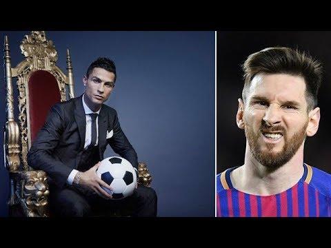 CEEBEEY TACAAL: SHAN rikoor oo Cristiano Ronaldo uu sameeyay Lionel Messi uusan waligiis sameyn doonin!