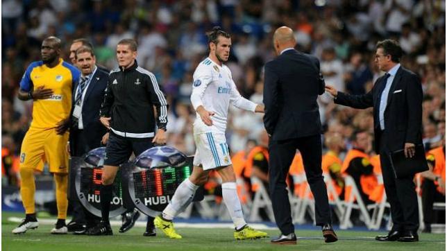 """""""Bale iyo Zidane waa inay noqdaan sida ragga oo kale"""""""