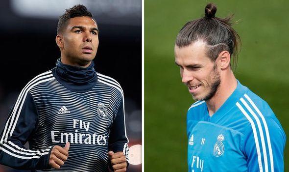 """""""Gareth Bale wuxuu sabab u ahaa in Real Madrid ay ku guuleysato koobab badan"""" – Casemiro"""