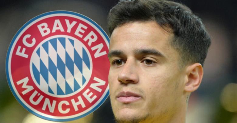 Philippe Coutinho oo gaaray dalka Jarmalka ka hor inta uusan dhammaystirin ku biiristiisa kooxda Bayern Munich