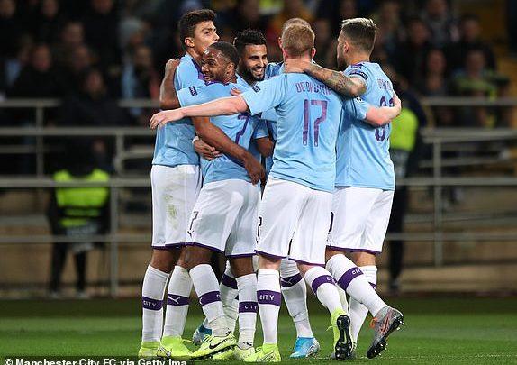 Manchester City oo guul raaxo leh ka soo gaartay kooxda Shakhtar Donetsk… + SAWIRRO