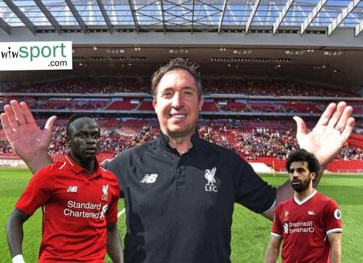 Yuu la saftay halyeeygii hore kooxda Liverpool ee Robbie Fowler ...