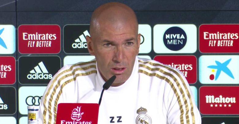 Zidane oo si RASMI ah ugu dhawaaqay liiska xiddigaha kooxda Real Madrid ee ka qeyb galaya kulanka Club Brugge