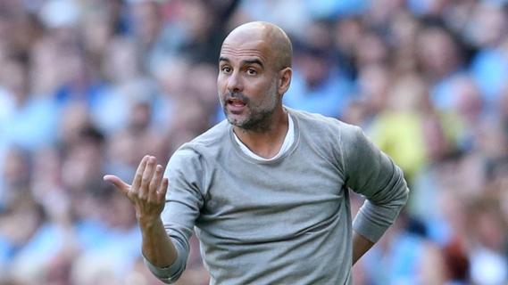 """""""Waa inaad weydiisaan Javier Tebas sababta dib loogu dhigay kulanka El Clasico"""" – Guardiola"""