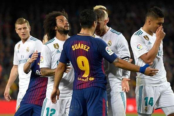 """Ma qarinayo rajadayda ah in Barcelona ay ka harto Champions League"" – Xiddig Real Madrid ah"