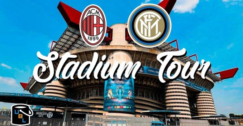 AC Millan vs Inter Milan: Waa tee kooxda iska leh ama dhisatay garoonka San Siro? & Waqtiga ay qaadatay in la dhiso garoonka ugu weyn Talyaaniga