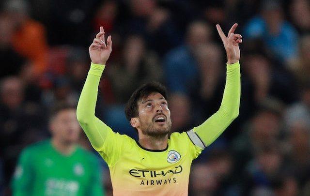 Waa tee Kooxda uu wadahadallada la galay xiddiga Manchester City ee David Silva si uu ugu biiro xagaaga soo socda?