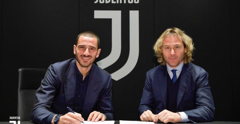 RASMI: Kooxda Juventus oo heshiis cusub ka saxiixatay Leonardo Bonucci… + SAWIRRO