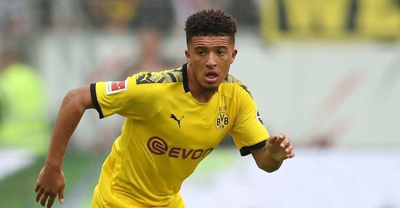 Xiddiga Kooxaha badan ay baadi goobayaan ee Jadon Sancho oo ka tagi kara Borussia Dortmund