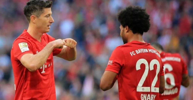 RASMI: Xiddiga ku guuleystay abaal-marinta laacibkii ugu fiicnaa bishii October Kooxda Bayern Munich oo la shaaciyey… (Ma Lewandowski mise Gnabry?)