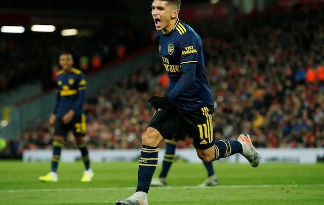 Lucas Torreira oo weydiistay Kooxdiisa Arsenal inay dhageysato dalabyada u imaanaya